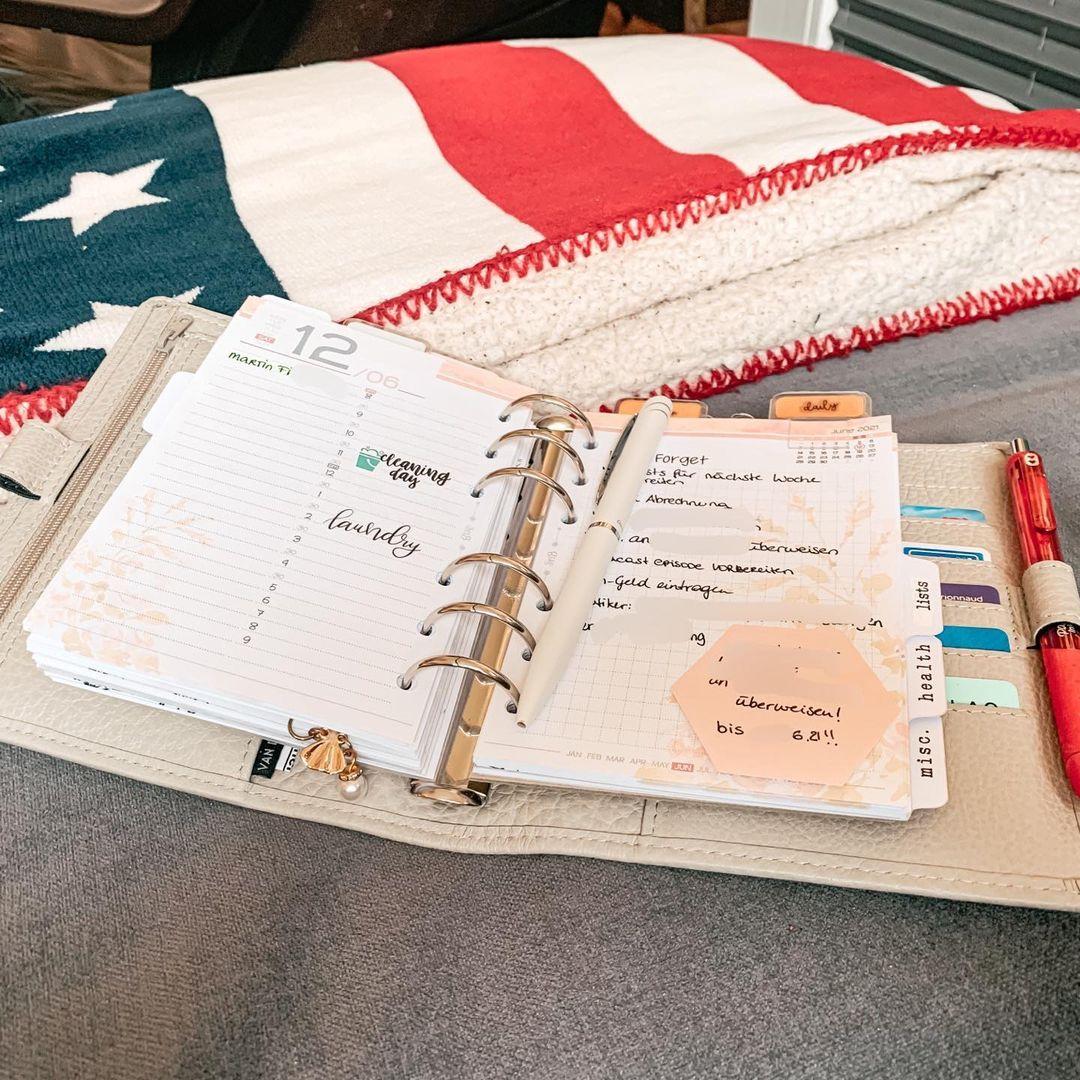 task list paper